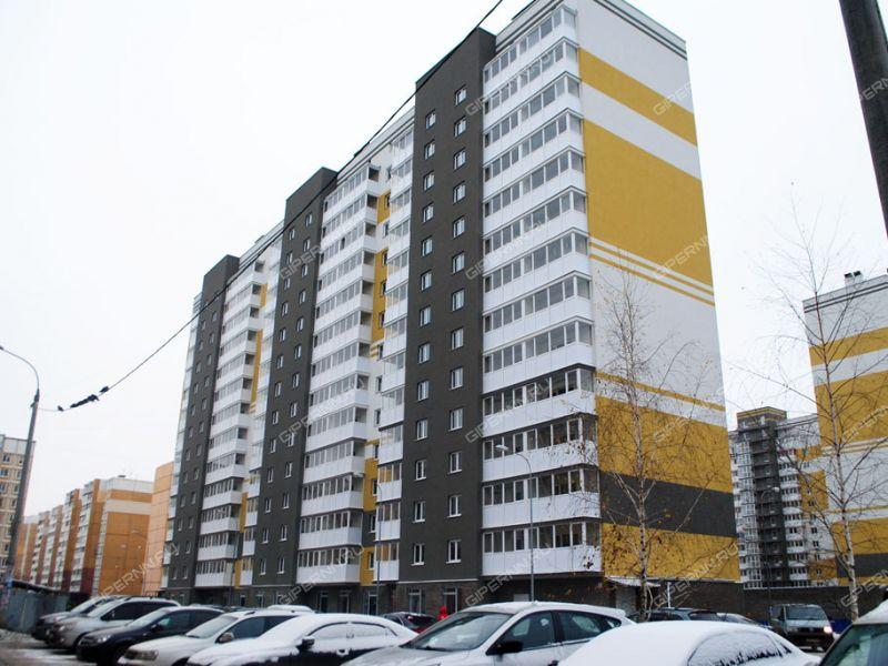 двухкомнатная квартира на улице Победная дом 6