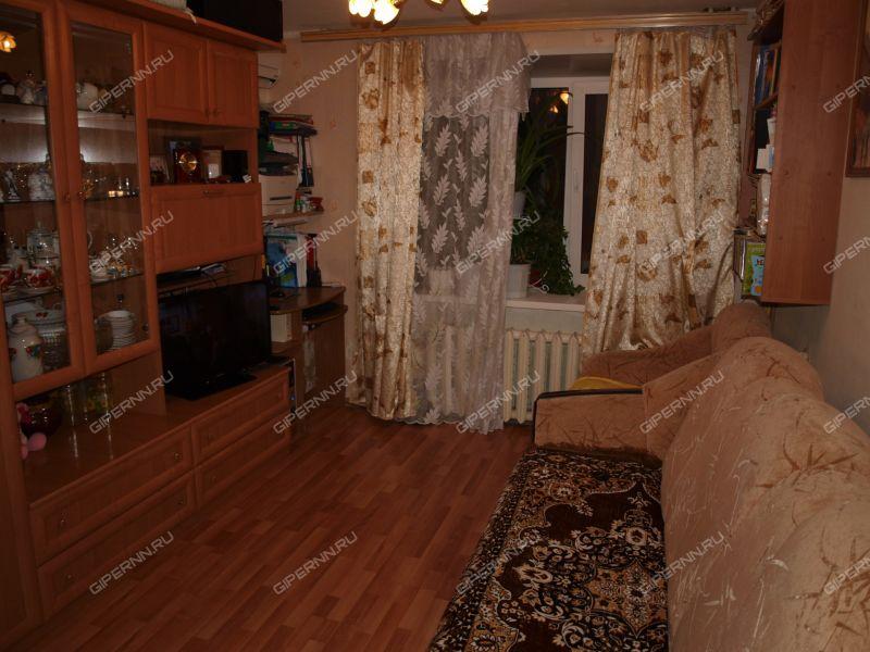 комната в доме 106 на улице Берёзовская